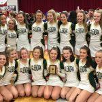 Congratulations GlenOak Cheerleaders!