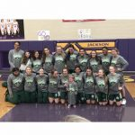 Congratulations to the girls basketball team for winning the Federal League!