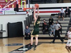 GlenOak -vs-Mckinley Basketball game pictures.
