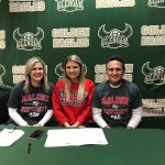 Congratulations to Jade Abdulla for signing her Letter of Intent with Malone University!! The best of luck to you Jade!!