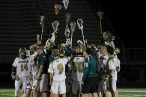Varsity Boys Lacrosse vs. Canfield 4/17/19