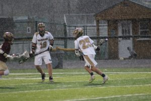 Boys JV Lacrosse vs Stow 4/26/19