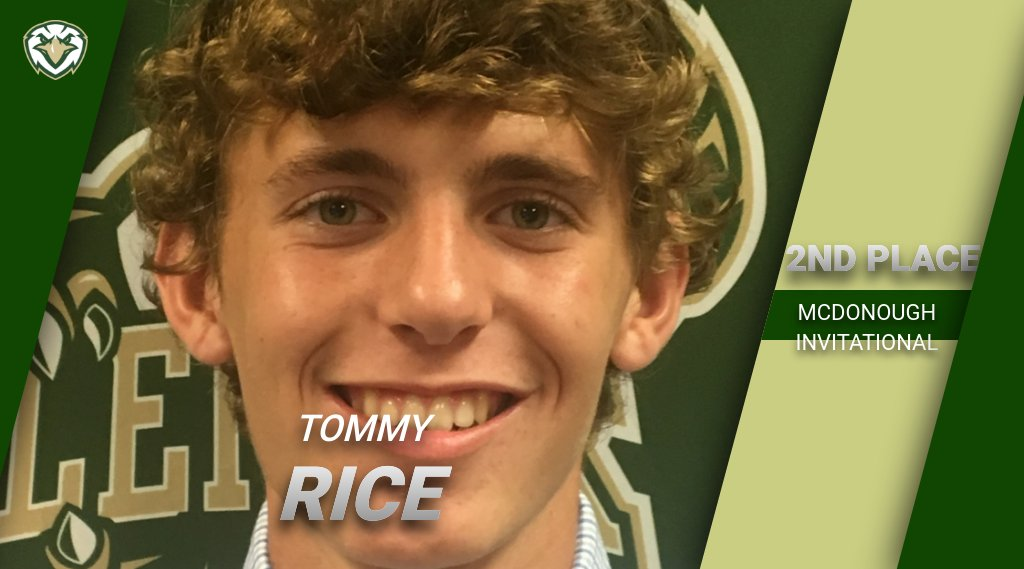Golden Eagle Champion Spotlight: Tommy Rice