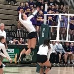 Congratulations to the Volleyball team on a great win last night!!