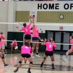 Congratulations to the Volleyball team for another win!