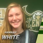 Golden Eagle Spotlight: Hannah White