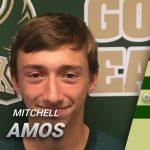 Golden Eagle Spotlight: Mitchell Amos
