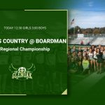 Cross Country Regional Championships Today!