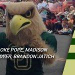 Golden Eagle Spotlight: Three earn Federal League MVP Honors!