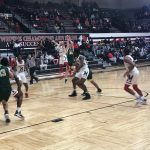 Boys basketball pictures against McKinley