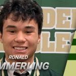 Golden Eagle Spotlight: Ronald Dimmerling