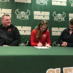 Hannah White signs letter of intent with Ohio State!