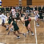 Girls basketball pictures against Solon.