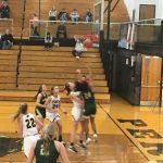 Girls basketball -vs-Perry