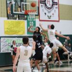 Boys Basketball pictures against Perry