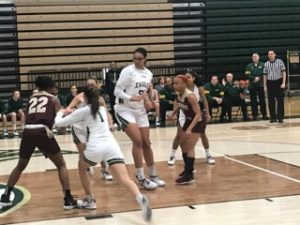Girls Basketball tournament pictures from 2/20/2020