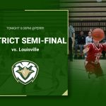 Girls Basketball District Semi-Final Tonight @ 6:00!