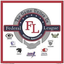 GlenOak Federal League Players and Coach of the Year Honors!