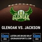 GlenOak vs. Jackson Football Livestream