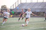 Girls Varsity Soccer beats Green High School (Uniontown) 2 – 1