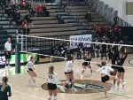 GlenOak -vs Orrville Volleyball pictures