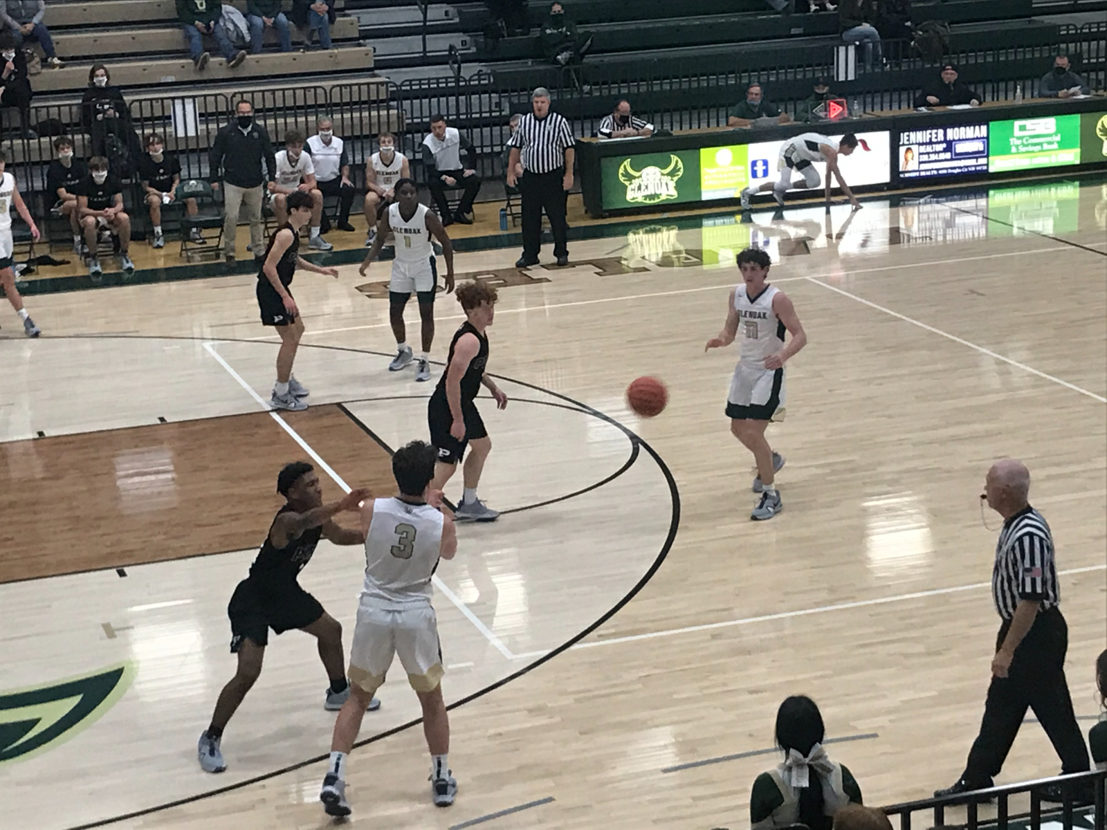 Pictures of Boys basketball-VS-Perry.