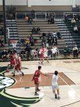 Boys basketball vs Roosevelt pictures 2/17/2021