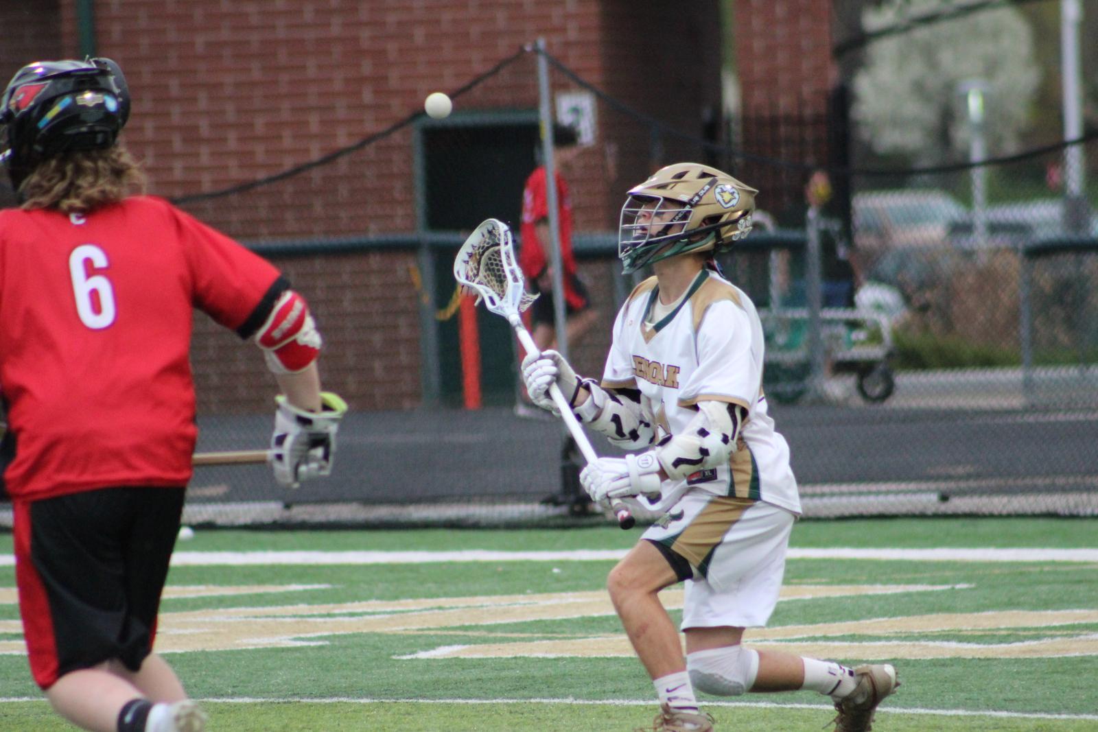 Varsity Boys Lacrosse vs. Canfield 4/10/21