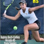 Nevada HS State Singles Champ Audrey Boch-Collins