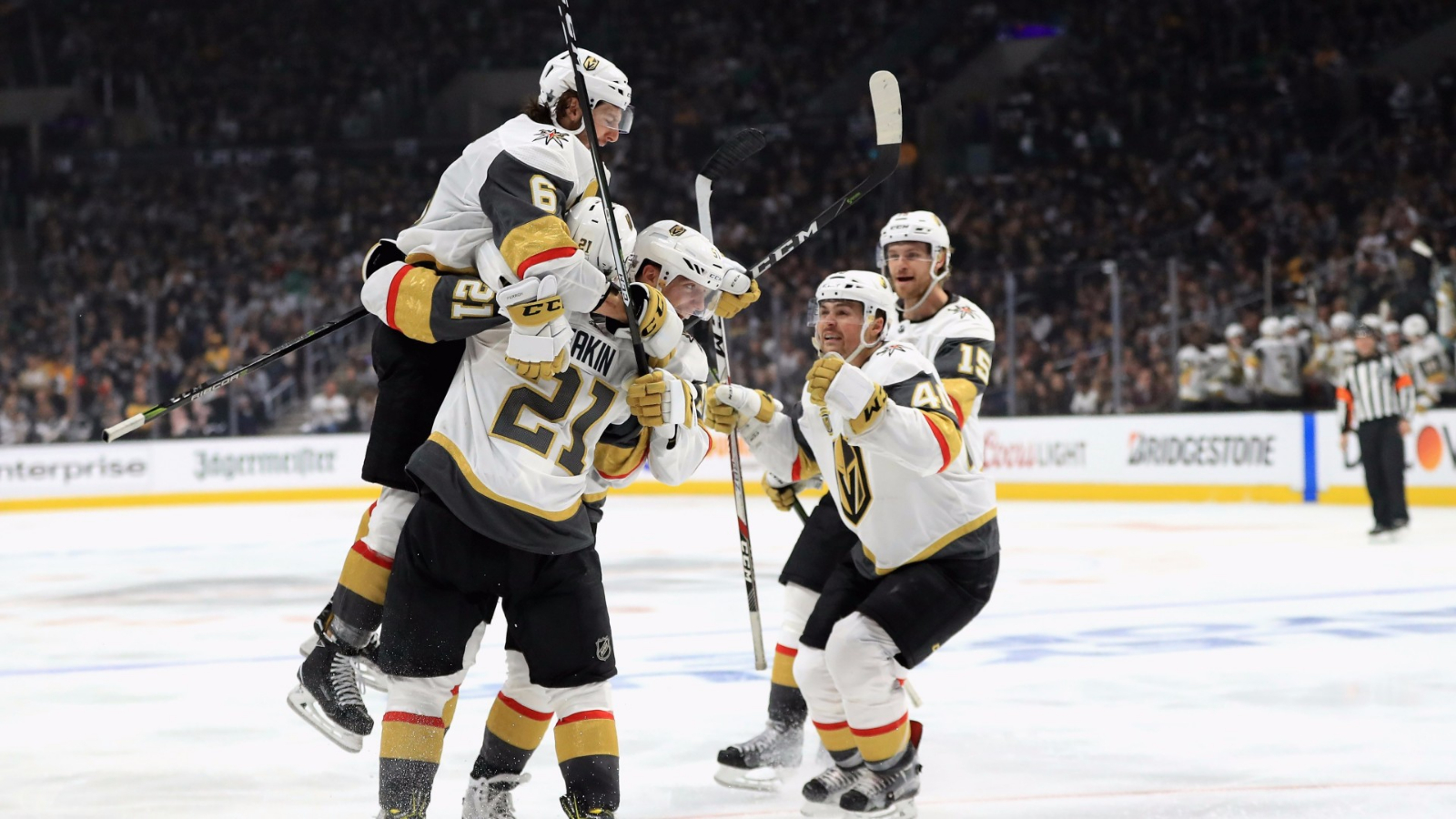 Golden Knights On A Winning Streak!