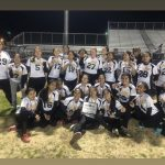 Flag Football Silver Champs