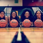 Girls Basketball Senior Night!!!!