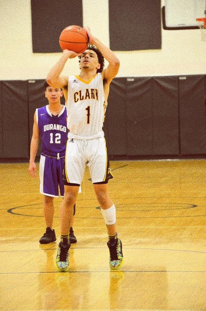 Aidan Bailey – Strong Clark Charger Player