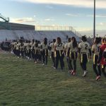 Flag Football 4A Southwest League Champions