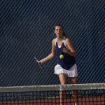 Girl's Tennis Wins 4-3 over Fort Collins, Improves to 2-1 on Season