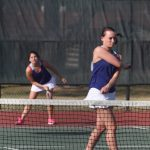 Doubles Teams of Davidson/Hoskins, Kircher/Pearson Advance at State