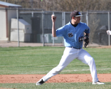 West finds timely hits in Opening Day win