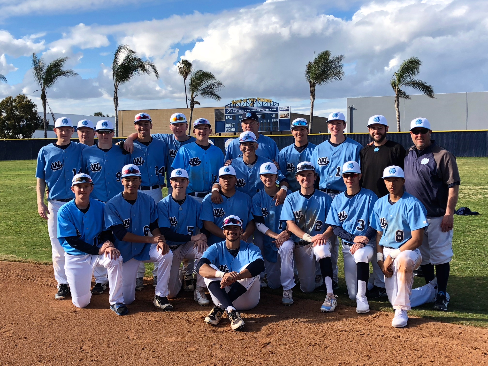Back from California, Spartans baseball team ready for Colorado competition