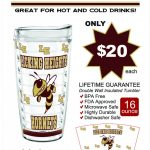 Volleyball Tumbler Fundraiser