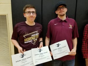 Boys Volleyball Honors