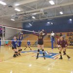 Freshman Volleyball vs Licking Valley
