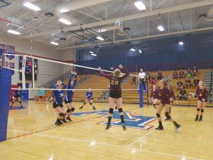 Freshman Volleyball vs Licking Valley