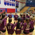 Varsity Volleyball vs Licking Valley
