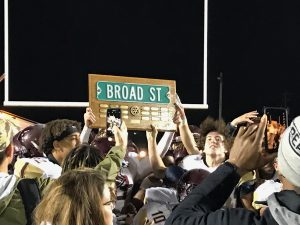 Broad Street Stays With The Hornets