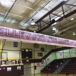 LH Central Holds Volley For The Cure Game