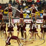 2019 Licking Heights High School Cheer/Mascot Tryouts