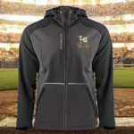 Sport Your New Baseball Jacket