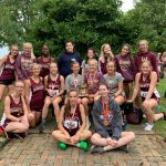High School Girls Cross Country Takes Third