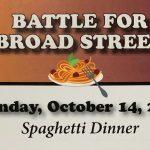 Battle for Broad Spaghetti Dinner
