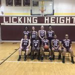 Girls 8th Grade Basketball beats Northridge MS